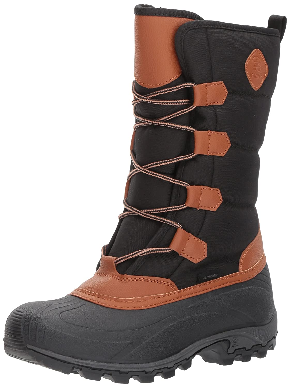Kamik Women's Mcgrath Snow Boot Black/Tan