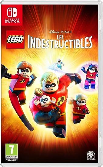 Lego Disney/Pixar Les Indestructibles [Importación francesa]: Amazon.es: Videojuegos