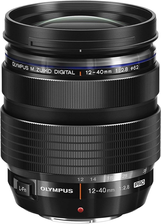 Olympus M Zuiko Digital Ed 12 40mm 1 2 8 Pro Lens For Camera Photo