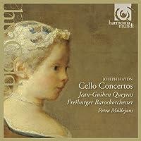 HAYDN. Cello Concertos. Queyras/Freiburger Barockorchester