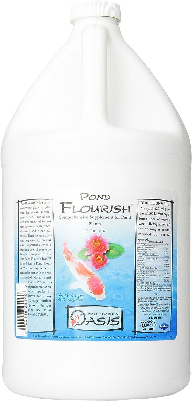Pond Flourish, 4 L / 1 fl. gal.