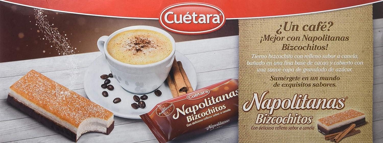 Napolitanas Bizcochitos, pack of 6 unidades