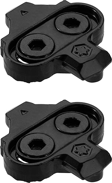 Bike Pedal Cleats Compatible for SHIMANO SPD Series Pedal,Fits MTB cycling Shoes