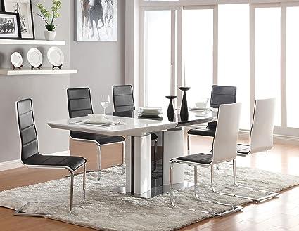 Bon Broderick Modern Dining Set