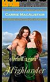 Verliebt in einen Highlander: Zeitreiseroman (German Edition)