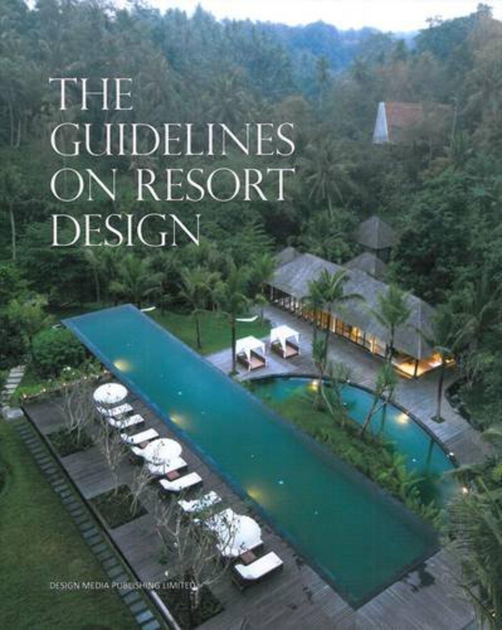 eco resort design concept
