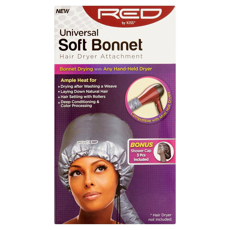 Universal Soft Bonnet Hair Dryer Attachment Ivy Enterprises Inc. KBODAWM01