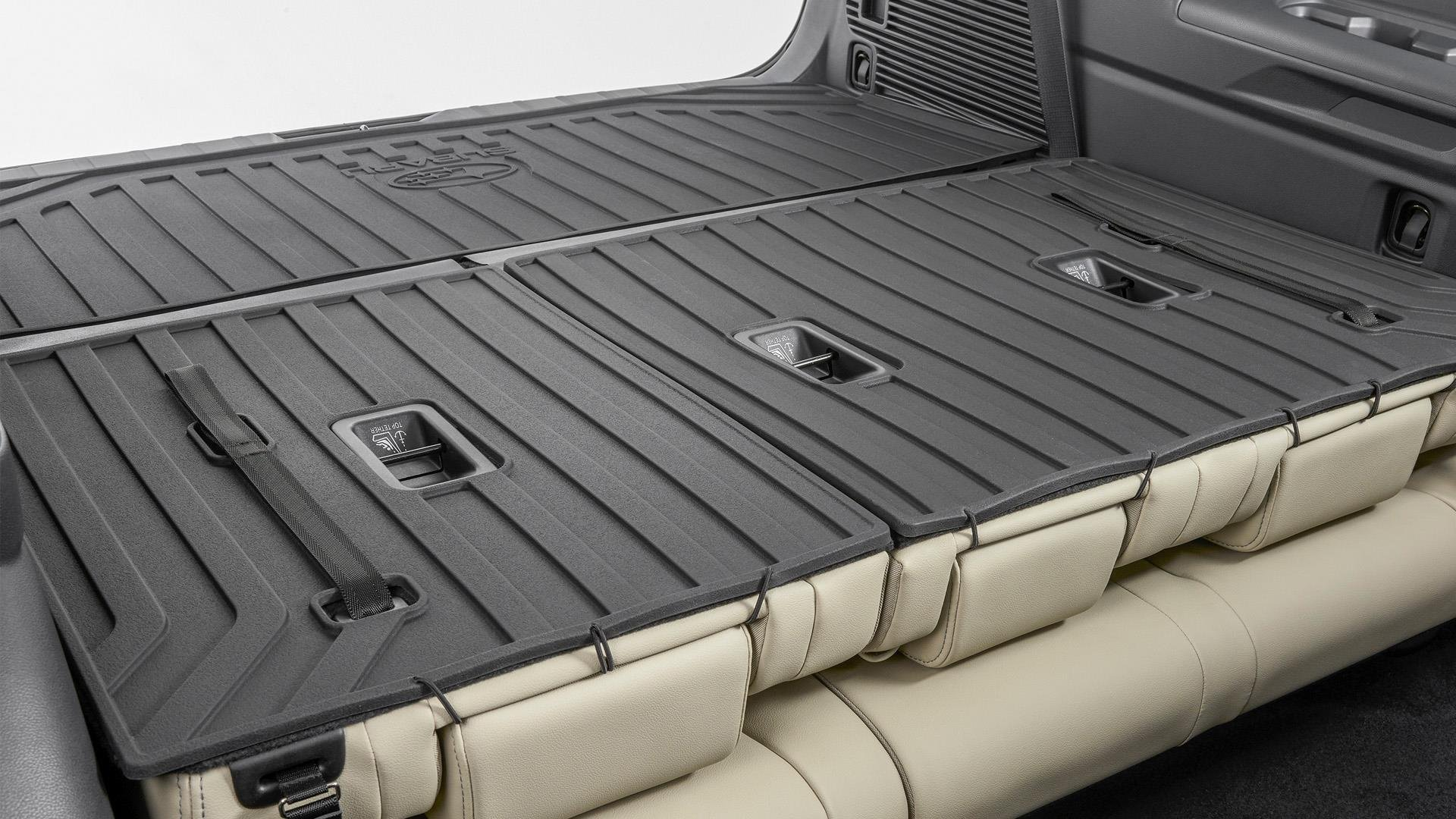 Subaru Ascent Rear Seatback Protector