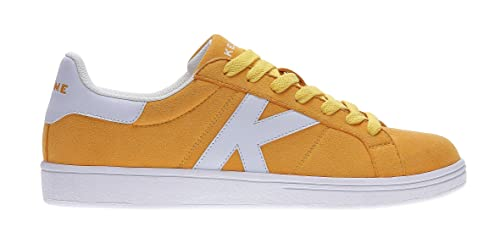 Kelme Omaha Suede, Zapatillas Unisex Adulto, Amarillo (Yellow), 40 EU