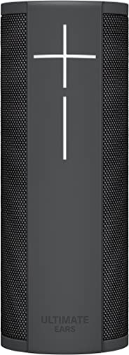 Ultimate Ears MEGABLAST Portable Waterproof Wi-Fi and Bluetooth Speaker with Hands-Free Amazon Alexa Voice Control - Graphite
