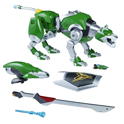 Action- & Spielfiguren Voltron Legendary Green Lion