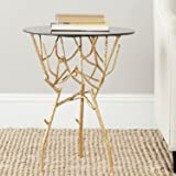 Safavieh Safavieh Home Collection Tara Accent Table, Gold