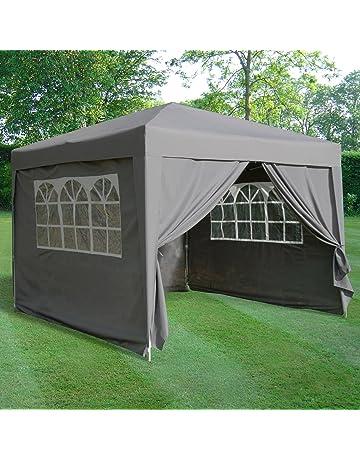Gazebos Parasols Canopies Shade Garden Outdoors Amazon Co Uk