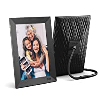 Nixplay Smart Digital Picture Frame 10.1 Inch, Share Moments Instantly via E-Mail...
