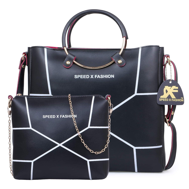 Fashion Women's Handbags & Shoulder Bag Combo