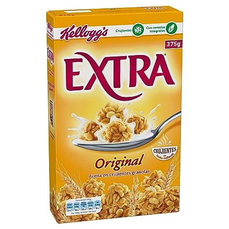 Kelloggs Cereali Extra Classico, Original, ...