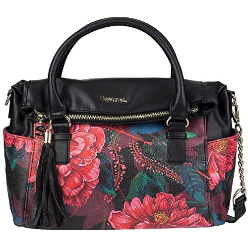 Desigual BOLS Loverty Paris Bolso de mano 33 cm: Amazon.es: Zapatos y complementos