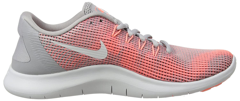 10ba9ee06a23 Nike Women s Flex 2018 Rn Running Shoes  Amazon.co.uk  Shoes   Bags