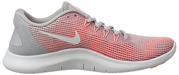 Nike Flex 2018 RN, Zapatillas de Running para Mujer: Amazon.es: Zapatos y complementos