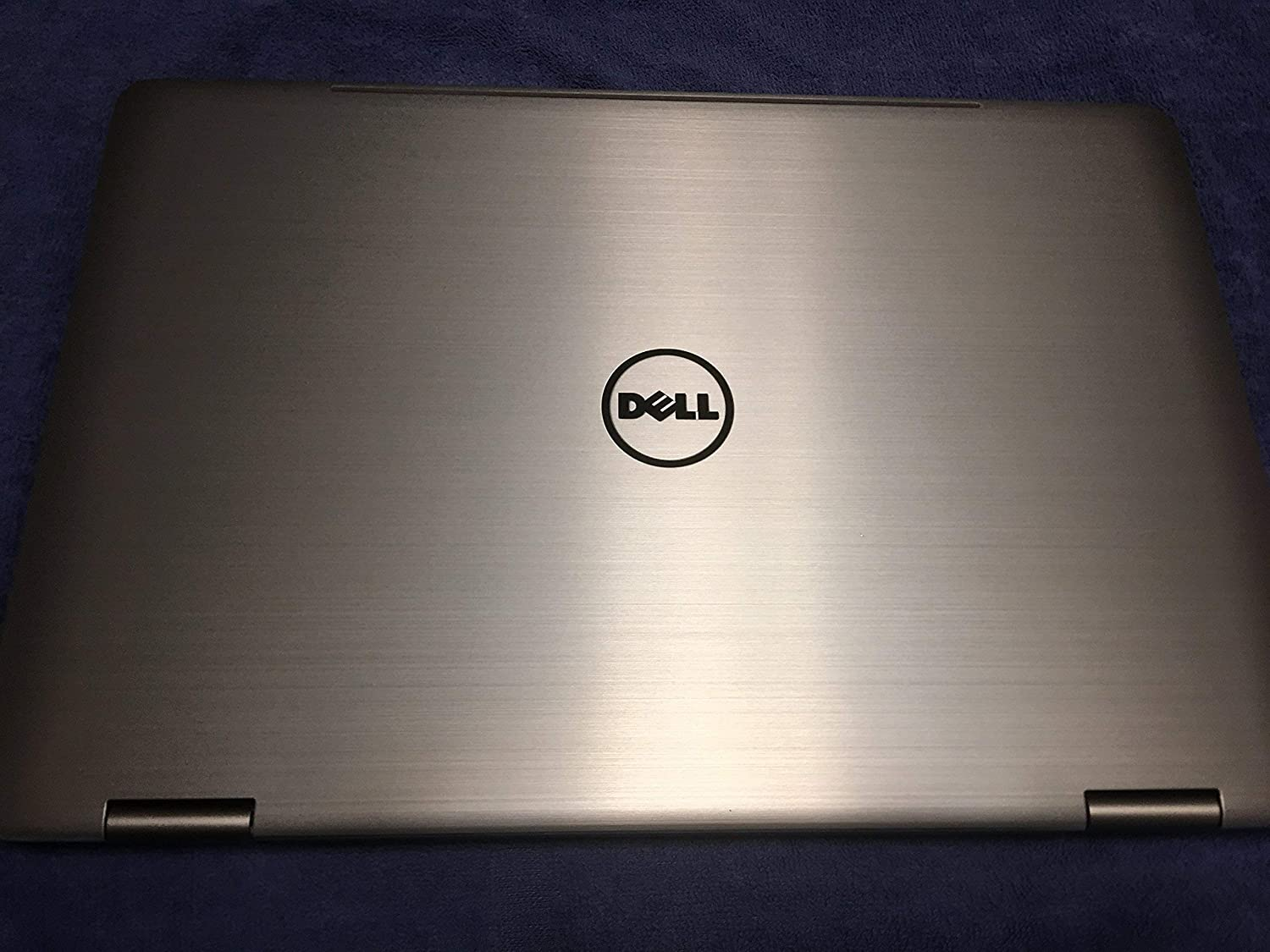 Dell - Inspiron 2-in-1 17.3in Touch-Screen Laptop - Intel Core i7 - 12GB Memory - NVIDIA GeForce 940MX - 1TB Hard Drive - Gray (Renewed)