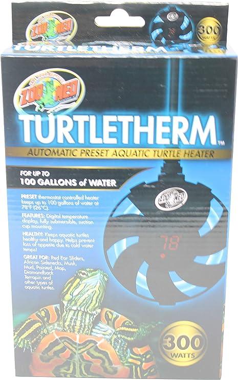 Amazon.com: Zoo Med Turtletherm - Calentador de tortugas ...