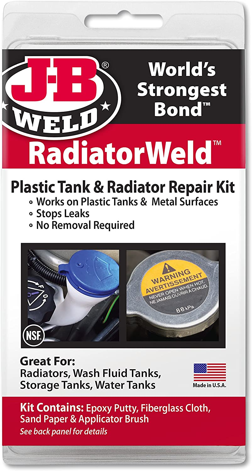 J-B Weld 2120 Radiator and Plastic Repair