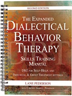 Amazon the dialectical behavior therapy skills workbook the expanded dialectical behavior therapy skills training manual dbt for self help and individual fandeluxe Images