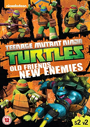 Teenage Mutant Ninja Turtles: S2 V2 Edizione: Regno Unito ...