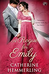 A Rogue For Emily (Lady Lancaster Garden Society Series Book 5) Kindle Edition