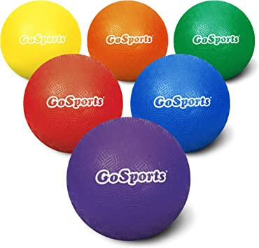 Amazon.com: GoSports Dodgeball inflable – sin pelotas de ...
