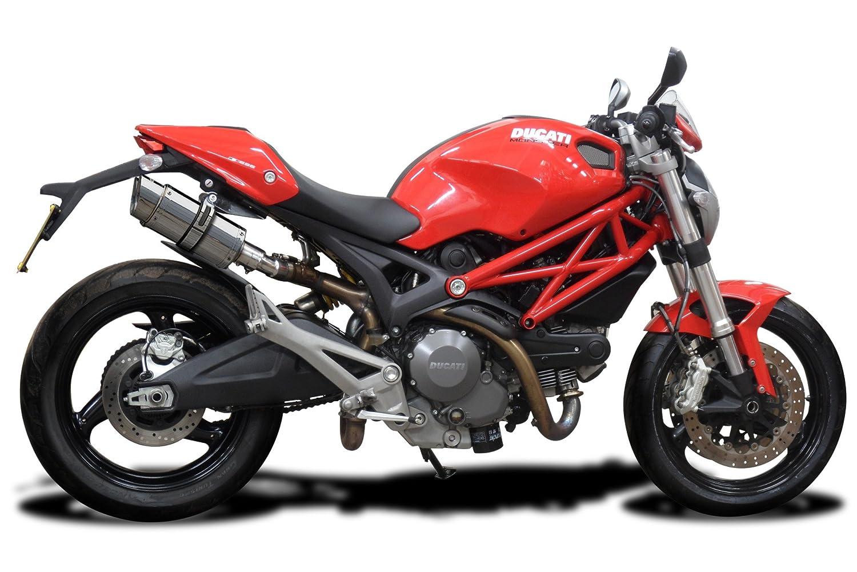 Amazon.com: Ducati Monster 696 Mini 8