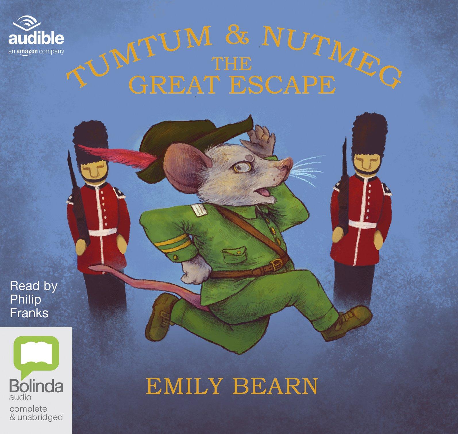 The Great Escape: 2 (Tumtum and Nutmeg): Emily Bearn: 9781489400437:  Amazon.com: Books