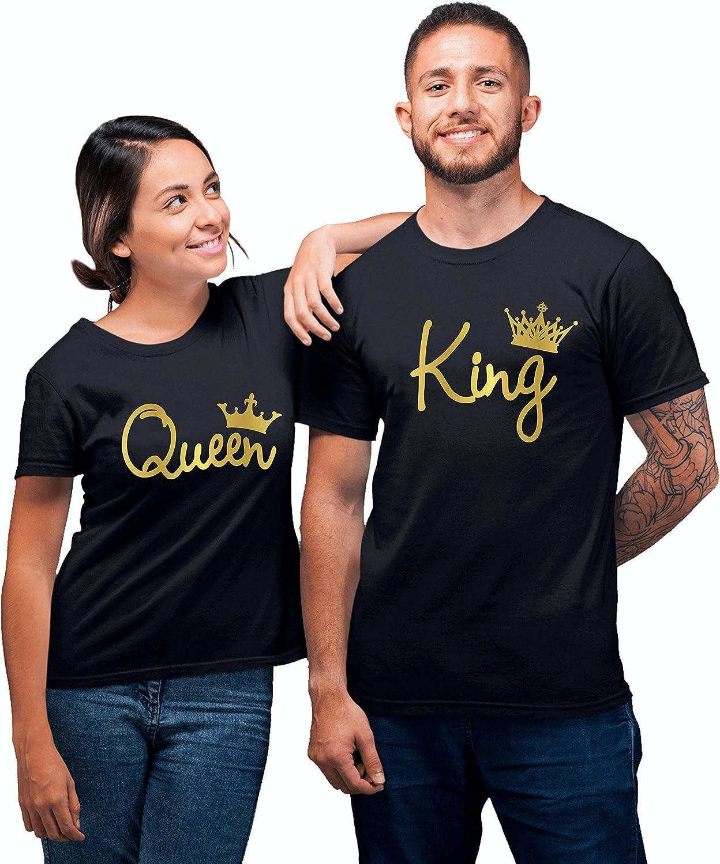 King /& Queen T-shirt