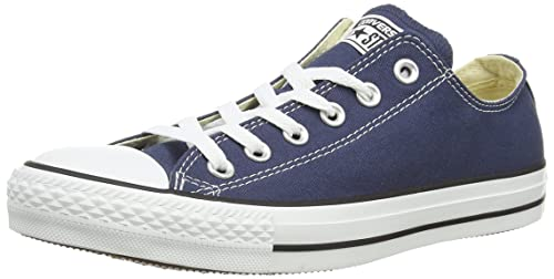 Converse Star Ox Canvas Seasonal, Sneaker, Unisex - Adulto, (Bordeaux), 54
