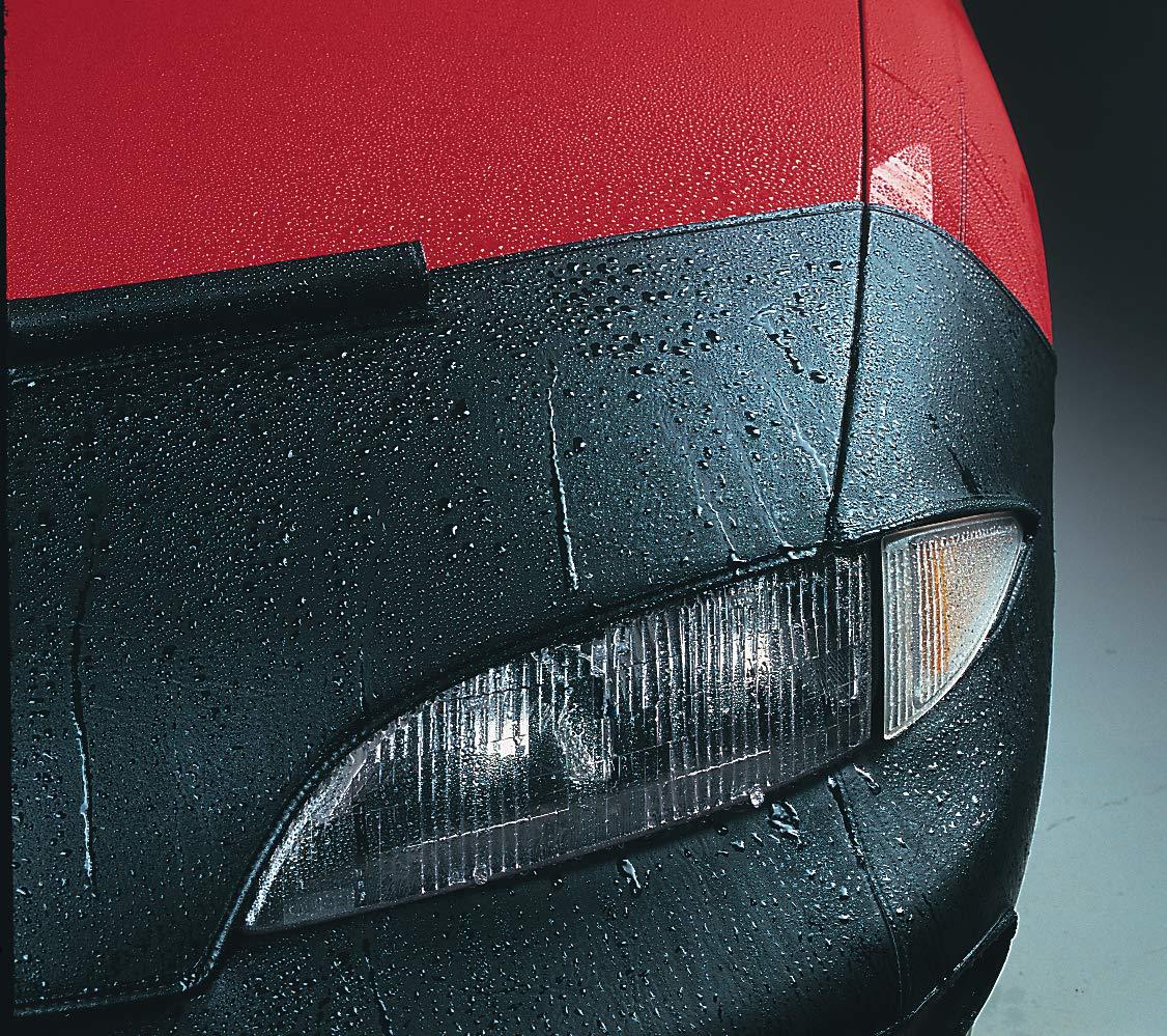 LeBra Front End Mask-551307-01 fits Dodge Avenger 2011 2012 2013 2014