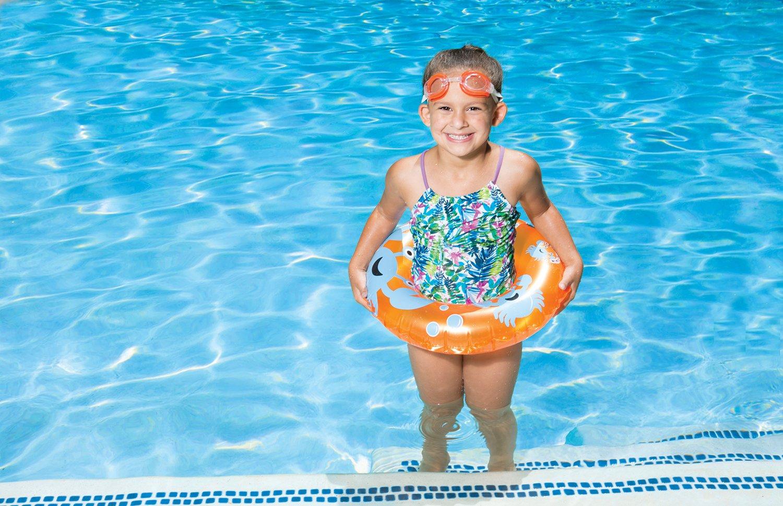 Poolmaster 81530 Learn-to-Swim Little Ones Crab Swim Set Inc.