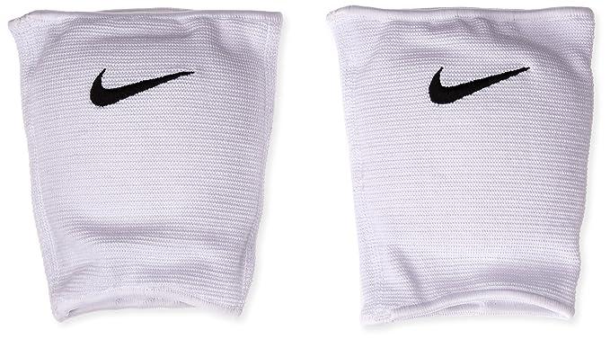 elegir despacho presentación seleccione para auténtico Nike Essentials Volleyball Knee Pad, White, X-Large/XX-Large ...