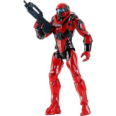Mattel DPD55 Halo 12-Inch Spartan Athlon Red Team Figure: Toys & Games