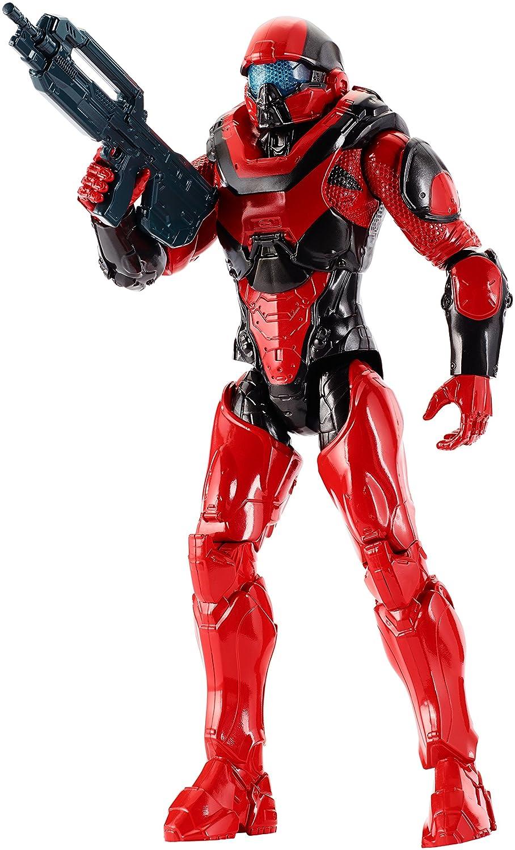 Mattel DPD55 Halo 12-Inch Spartan Athlon Red Team Figure