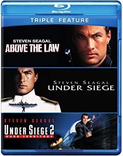 Above the Law / Under Siege / Under Siege 2 (Triple-Feature) [
