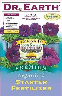 product image for Dr. Earth 743 Organic 2 Transplant Starter Fertilizer, 12-Pound