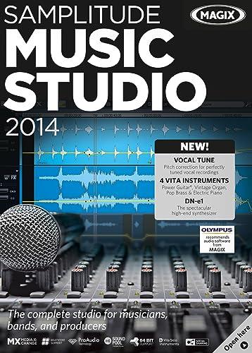 Samplitude Music Studio 2014 - Free Trial [Download]