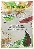 Splendor Garden organic Cloves Ground,25.0 Gram