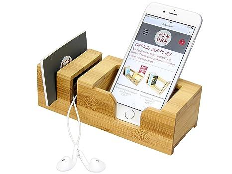 Universal Support Pour Tlphone Mobile Et Porte Cartes De Visite Rangements Le Bureau En