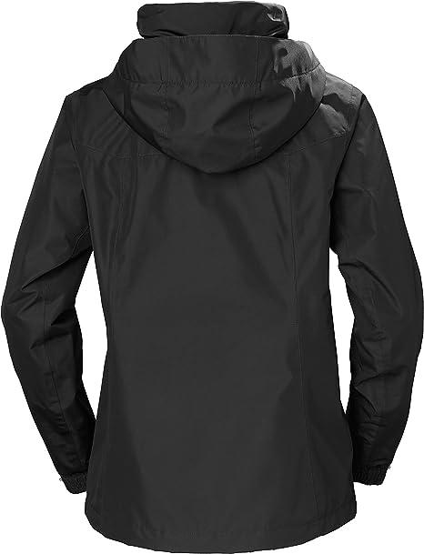 Helly Hansen Aden Jacket Ladies Water Repellent Coat Top Weather Resistant