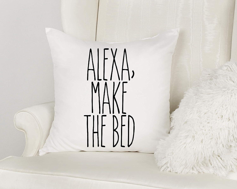 Alexa Throw Pillow