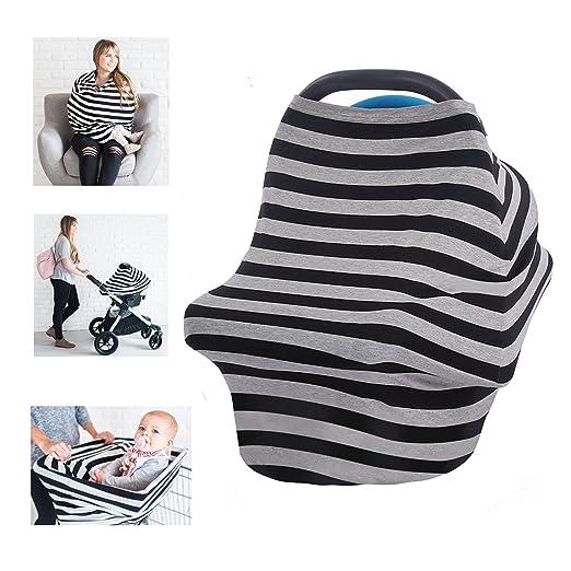 7 opinioni per Multiuso in cotone biologico per allattamento allattamento, per auto,