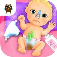 Sweet Baby Girl Doll House FULL