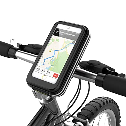 Amazon Com Lovicool Bike Phone Case Cycling Phone Bag Phone Holder