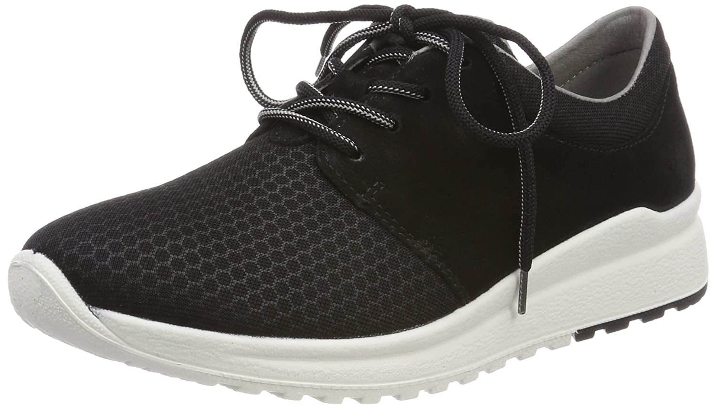 Legero Marina, Zapatillas para Mujer 38 EU|Negro (Schwarz)